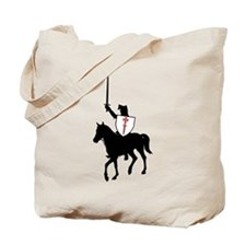 Sword Brethren Tote Bag