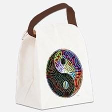 yin_yang_celt_knot10x10_200dpi Canvas Lunch Bag