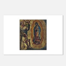 Juan Diego - Guadalupe Postcards (Package of 8)
