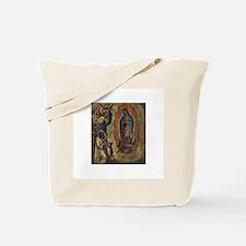 Juan Diego - Guadalupe Tote Bag