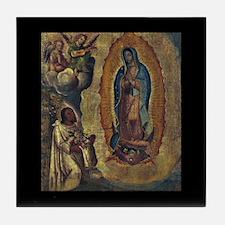Juan Diego - Guadalupe Tile Coaster