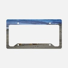 Double Trouble The Stand Off License Plate Holder