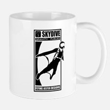 Gravity Fueled Wingsuit Skydiving Mug