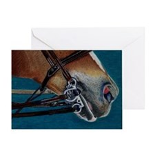Bridle 1 Greeting Card