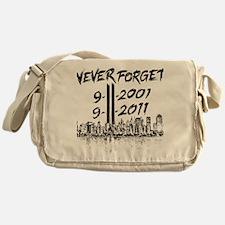 NeverForget Messenger Bag