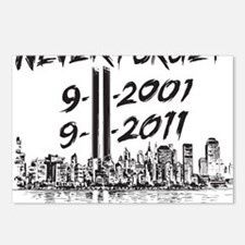 NeverForget Postcards (Package of 8)
