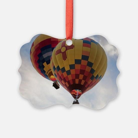 Balloon Poster Ornament