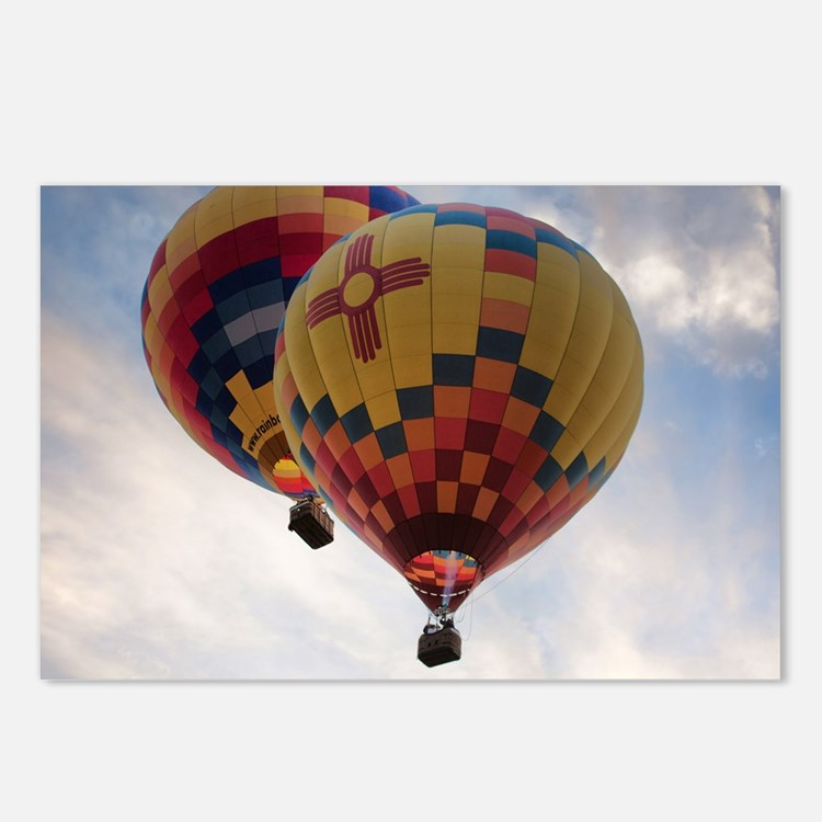 Balloon Poster Postcards (Package of 8)