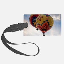 Balloon Poster Luggage Tag