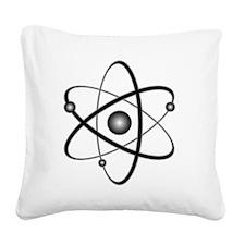 10x10_apparel_Atom Square Canvas Pillow