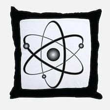 10x10_apparel_Atom Throw Pillow