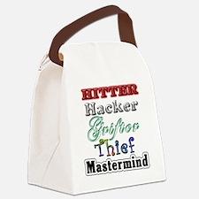 levHHGTM Canvas Lunch Bag