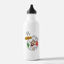 PizzaCasa LOGO Water Bottle