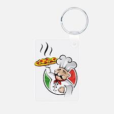 PizzaCasa LOGO Keychains