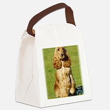 Cocker Spaniel 9P055D-057 Canvas Lunch Bag