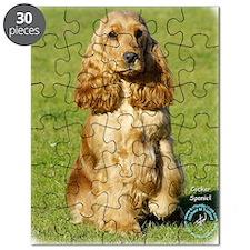 Cocker Spaniel 9P055D-057 Puzzle