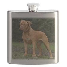 Dogue de Bordeaux 9Y201D-193 Flask