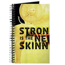Strong is the New Skinny - Poster Journal