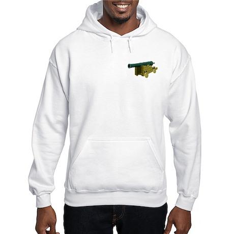 Cannon Hooded Sweatshirt