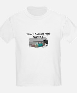 Sexist Driver theme T-Shirt