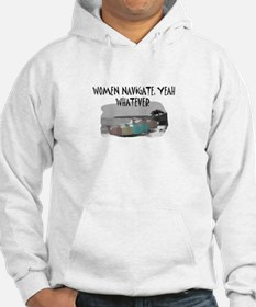 Sexist Driver theme Hoodie