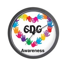 CDG Logo_HCH_Awareness_RGB Wall Clock