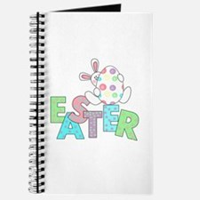 Bunny With Easter Egg Journal