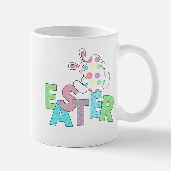 Bunny With Easter Egg Mug