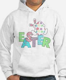 Bunny With Easter Egg Hoodie