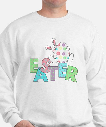 Bunny With Easter Egg Jumper