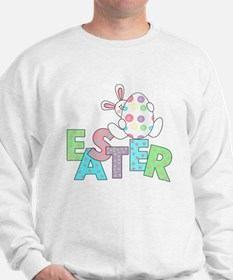 Bunny With Easter Egg Sweater