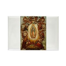 Apparitions of Guadalupe Rectangle Magnet