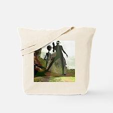 Alien Hunters Tote Bag