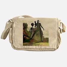 Alien Hunters Messenger Bag