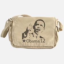OBAMA_CHARCOAL-01 (2) Messenger Bag