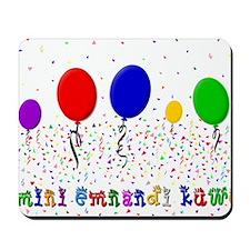 Xhosa Happy Birthday Mousepad