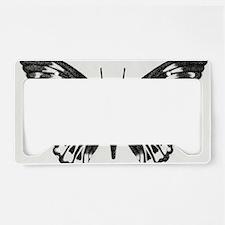 butterflydarksm License Plate Holder