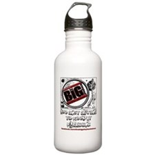 Big Playback Logo Water Bottle