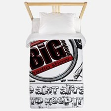 Big Playback Logo Twin Duvet