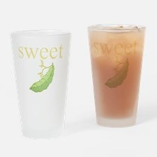 Personality_SweetPea Drinking Glass