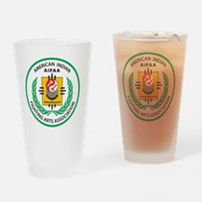 AIFAA_patch_CP_sm_4 Drinking Glass