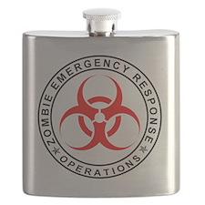 Zombie Emergency Response Operations Flask