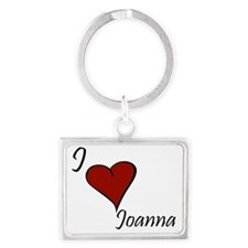 Joanna.gif Landscape Keychain