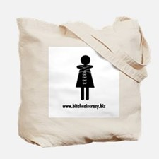 """""""Designer Jacket"""" Tote Bag"""