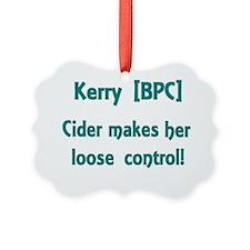 Kerry Ornament