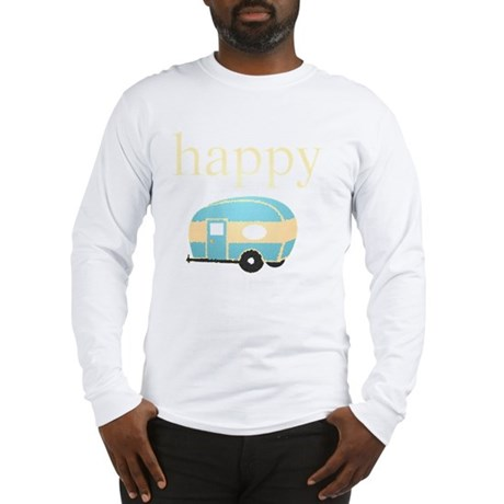 Personality_HappyCamper Long Sleeve T-Shirt