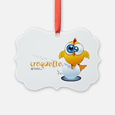 not-nuggets-black-fr-02 Ornament
