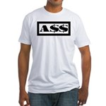 A$$ Fitted T-Shirt