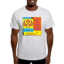 GET ALONG BLK. T-Shirt