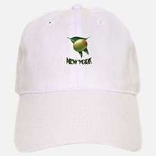 OLIVE NEW YORK Baseball Baseball Cap